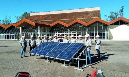 Energia Solar Santa Maria