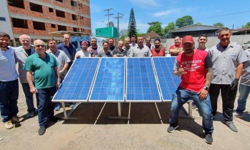 Curso energia solar Lajeado RS