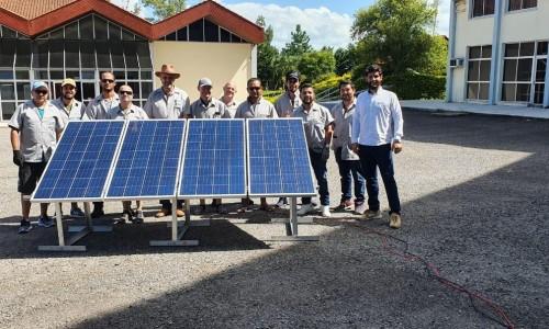 Curso energia solar fotovoltaica completo senai