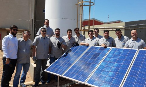 Curso energia solar fotovoltaica completo