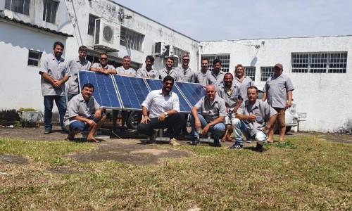Curso Instalação de Energia Solar Fotovoltaica Osório RS