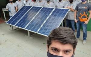 curso energia solar fotovoltaica prático e presencial no paraná, rio grande do sul e santa catarina