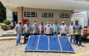 Curso Energia Solar Foz do Iguaçu prático e presencial