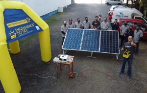 3° turma curso instalação de energia solar fotovoltaica em criciuma